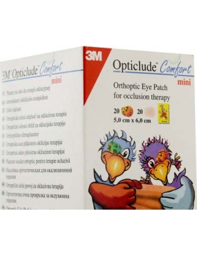 3M Opticlude Junior x 20buc