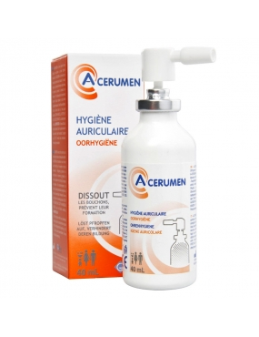 A-Cerumen spray x 40ml-Sodimed