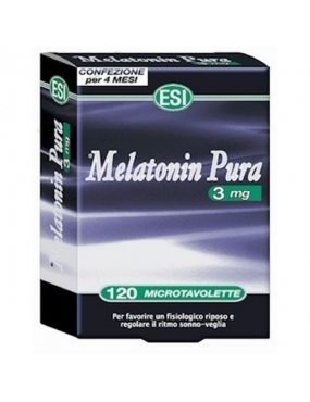 Aboca Melatonina Pura 3mg x 120