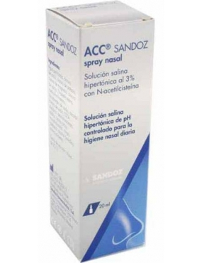 Acc spray nasal -Sandoz