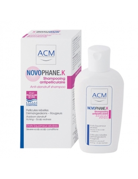 ACM Novophane K Sampon Antimatreata 125ml