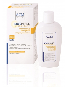 ACM Novophane Sampon Energizant Par Fragil 200ml