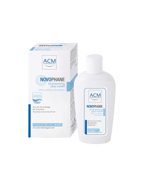 ACM Novophane Sampon Nutritiv Par Uscat 200ml