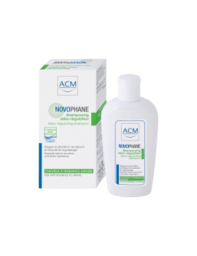 ACM Novophane Sampon Sebo-Regulator 200ml