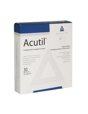 Acutil-cps. x 30-Angelini