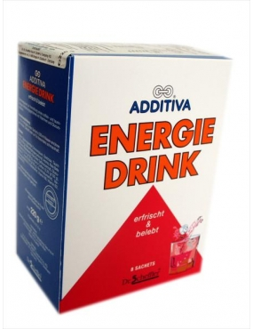 Additiva Energie Drink plc. x 8