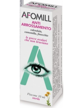 Afomill Lacrimi Artificiale 10ml x 1fl