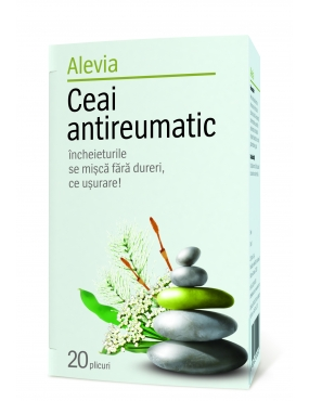 Alevia Ceai Antireumatic plc.x 20
