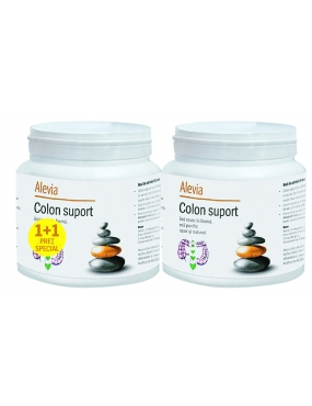 Alevia Colon Suport 2 x 240g PROMO
