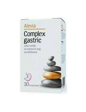 Alevia Complex Gastric-cps x 30