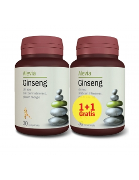 Alevia Ginseng-cpr x 30 Promo 1+1