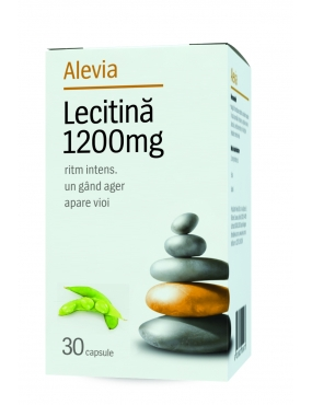 Alevia Lecitina 1200mg x 30