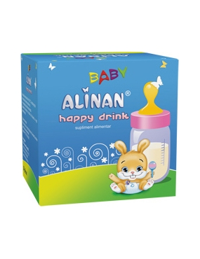 Alinan Happy Drink-plc. x 8-Fiterman