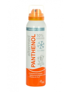 Altermed Panthenol Spray Forte 10% Ice Effect x 150ml