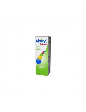 Alvityl Defenses Sirop fara zahar 240ml