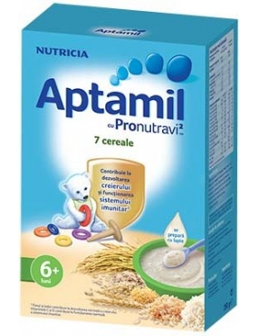 Aptamil 7 Cereale x 250g