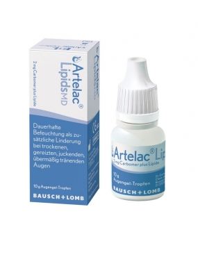 Artelac Lipids pic.oft-sol x 10ml-PharmaSwiss