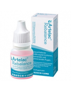 Artelac Rebalance pic.oft-sol x 10ml-PharmaSwiss