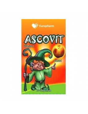 Ascovit 100mg-cpr. x 20 PIERSICA-GSK