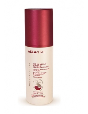 Aslavital Apa Tonica Remineralizanta 500ml