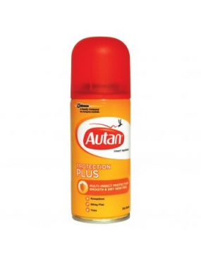 Autan Protection Plus Spray 100ml
