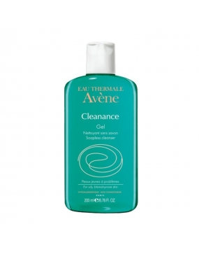 Avene Cleanance Gel Curatare 200ml