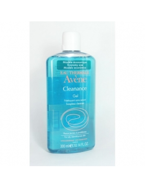 Avene Cleanance Gel Curatare Promo 300ml