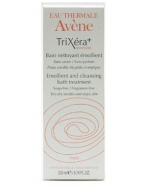 Avene Trixera + Selectiose Emulsie Baie 200ml