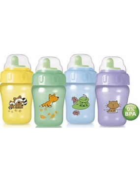 Avent Magic Cana 9oz +6 luni x 260ml