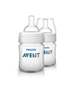 Avent Philips 560/27 Biberon BB Clasic 125ml x 2buc