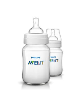 Avent Philips 563/27 Biberon BB Clasic 260ml x 2buc