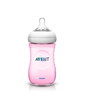 Avent Philips 694/17 Biberon Natural PP 260ml Roz