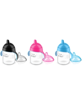Avent Philips 755/00 Cana transparenta +18 luni x 340ml