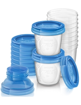 Avent Set Recipiente Lapte Matern