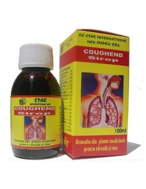 Ayur Coughend Sirop 100ml Star Intern