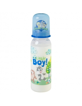 Baby Nova 70014 Biberon PP Baby Looney Tunes Lottle Boy 250ml