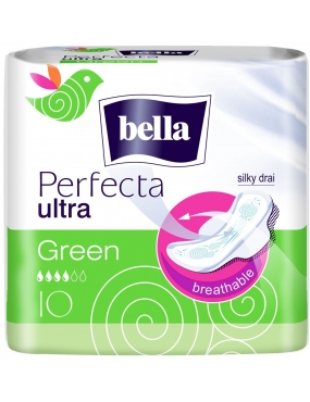 Bella Medica Tamp.Perfecta Green