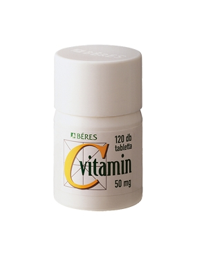 Beres Vitamina C 50mg cpr.x 120