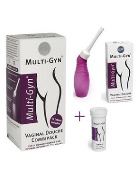 Bioclin Multi-Gyn Vaginal Douche Combipack