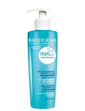 Bioderma ABC Derm Ulei de Corp x 200ml