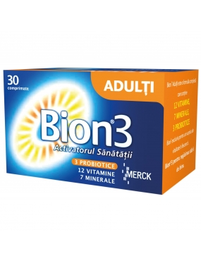 Bion 3 cpr.x 30 - Merck