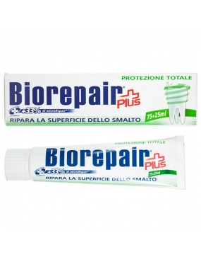 Biorepair Plus Pasta Dinti Protectie Totala 100ml
