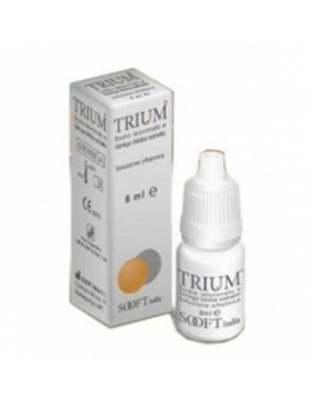 Biosooft Trium Collirio 8ml