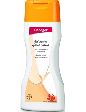 Canogel Gel Intim x 200ml-Bayer SRL