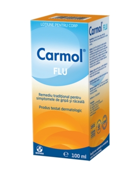 Carmol Flu-sol.cut. x 100ml-Biofarm