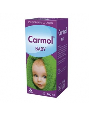 Carmol Junior sol. x 100ml-Biofarm