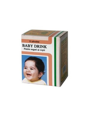 Ceai Baby Drink 12 Plic - Pharco