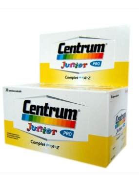 Centrum Junior Pro-cpr. x 30 Wyeth