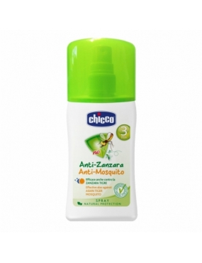 Chicco 0106510-7 Zanza Anti Mosquito Sol.Anti-Tantari
