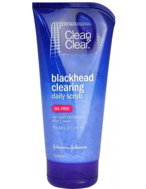 Clean&Clear Gel Exfoliant Puncte 150ml